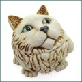 harmony kingdom fat cat's meow special edition cat