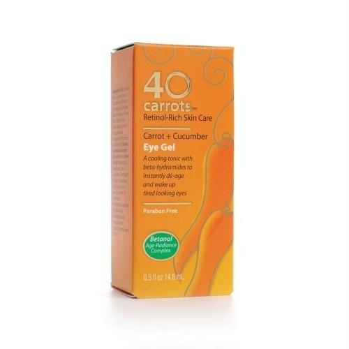 Carrots Retinol Rich Skin Care Eye Gel Girly Stuff