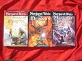 MARGARET WEIS DRAGON TRILOGY