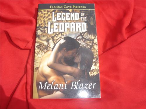 Legend of the Leopard by Melani Blazer - Ellora's Cave