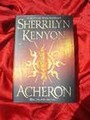 ACHERON-SHERRILYN KENYON-NEW BOOK HCDJ-DARK HUNTER 16