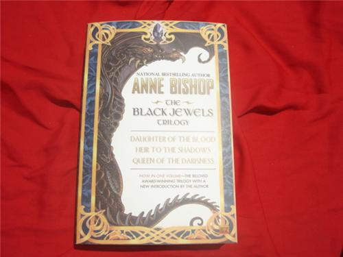 BLACK JEWELS TRILOGY~ANNE BISHOP~NEW TRADE 3 IN 1