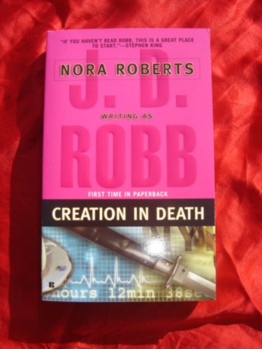 CREATION IN DEATH~JD ROBB~25-NEW PB.JPG