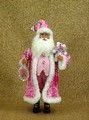 Pink Hope Santa Claus Collectible Figure Karen Didion