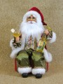 Margarita Santa Claus Collectible Figurine Karen Didion