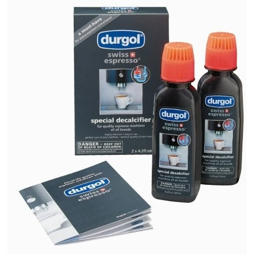 Durgol Swiss Decalcifier Espresso Machine Cleaner