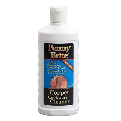 EZ Brite Penny Brite Copper Brass Stainless Steel Cleaner Polish 7oz Gel