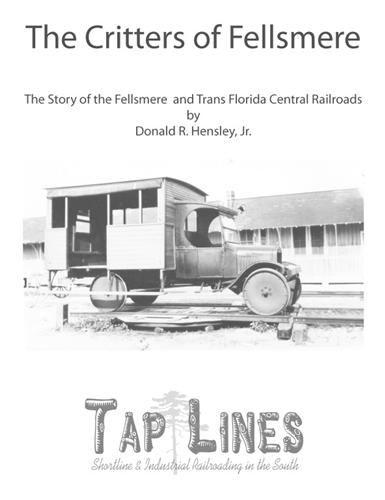 The Critters of Fellsmere - Trans Florida Central book