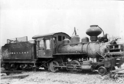 Steam Locomotive Builders Lists - Lima Portland Vulcan