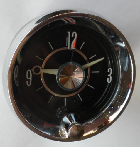 1961-1964 Cadillac Clock 1962 1963