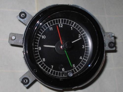 69 Mercury Cougar Eliminator. 1969-70 Cougar rally clock