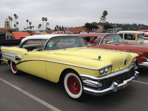 1958 Buick Century 2 Door Hardtop Anthony Usa