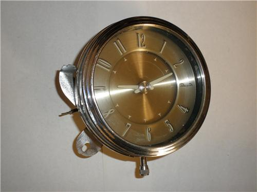 1947 1948 Mercury Clock Will Also Fit 1942 1948 Ford And