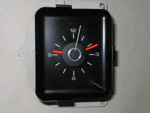 ford clock country squire custom galaxie   part number daf  omicron