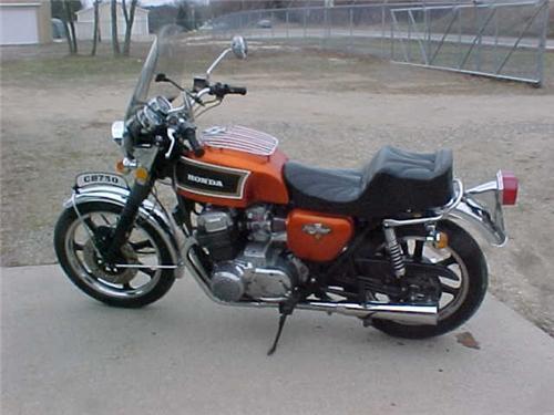 Motorcycle gaskets vintage