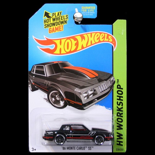 Hot Wheels 2015 HW Workshop Muscle Mania 1986 Chevrolet Chevy
