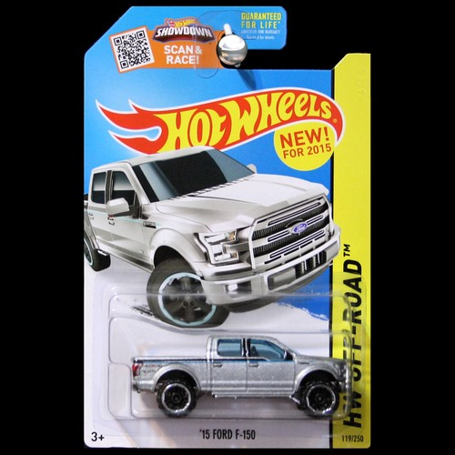 Hot Wheels 2015 Hw Off Road Hot Trucks 15 Ford F 150 F150