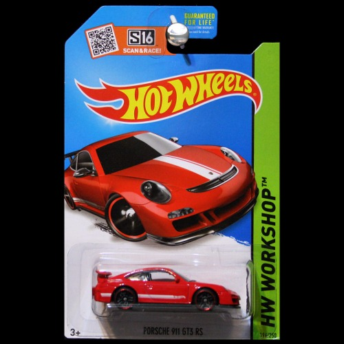 hot wheels 2015 hw workshop nightburnerz porsche 911 gt3 rs red carminiatur. Black Bedroom Furniture Sets. Home Design Ideas
