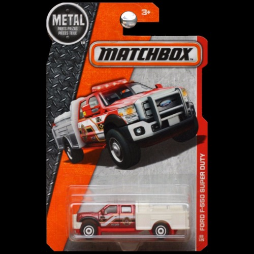 matchbox 2016 mbx heroic rescue ford f 550 super duty fire. Black Bedroom Furniture Sets. Home Design Ideas