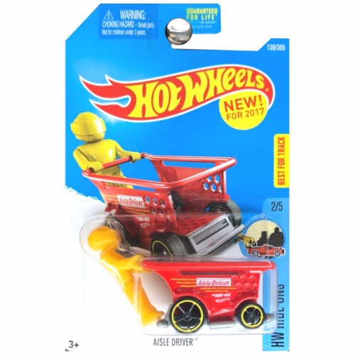 hot wheels 2017 ride ons aisle driver shopping cart red. Black Bedroom Furniture Sets. Home Design Ideas