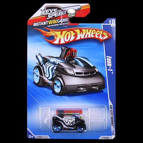 Hot Wheels City Works Cars
