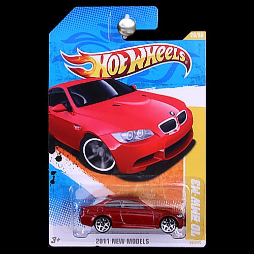 Hot Wheels 2011 New Models 10 Bmw M3 Coupe Red