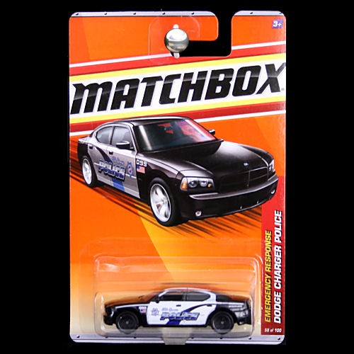 matchbox  emergency response dodge charger police elk grove carminiaturescom