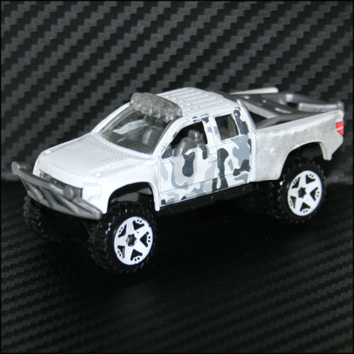 Hot Wheels 2010 New Models Sandblaster (Ford Raptor) SVT