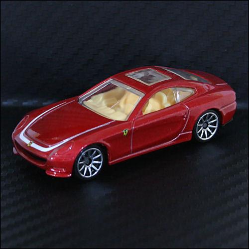 Hot Wheels 2012 Ferrari 612 Scaglietti 5 Pack Exclusive In