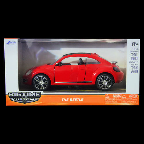 Volkswagen Beetle Turbo Price: JADA Bigtime Kustoms 2012 2013 Volkswagen VW Beetle Turbo