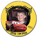 Personalized Disney Photo Plate, Lightening McQueen