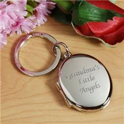 Silver locket keyring.jpg 12/31/2009