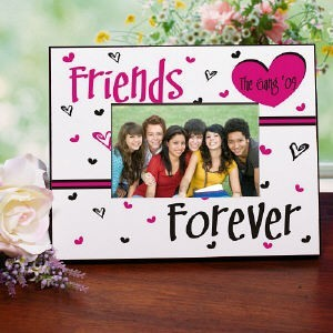 personalized friends forever picture frame best friends photo frame