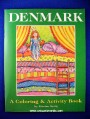 DENMARK Coloring and Activity Book