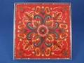 Red Rosemaling Tile.jpg