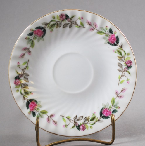 Regency Rose Saucer By Creative Fine China 2345