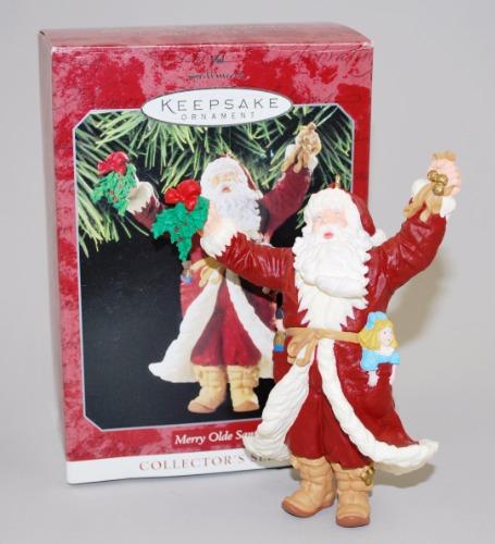 Hallmark Merry Olde Santa 9th 1