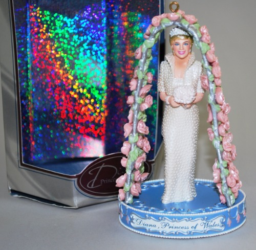 Heirloom Princess Diana Ornament 2