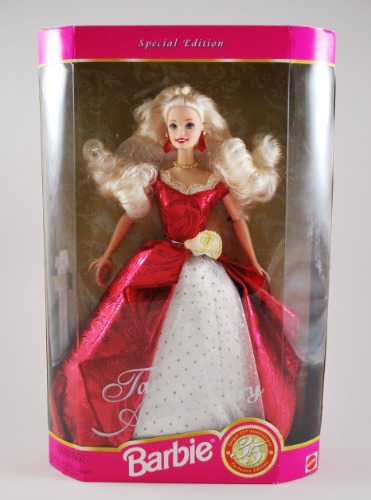 Barbie Target 35th Anniversary Doll 1