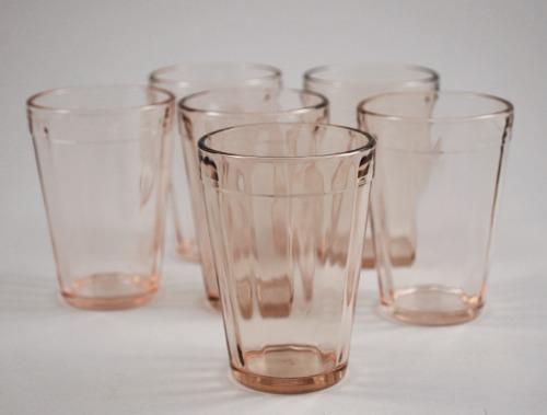 Hazel Atlas Optic Pink Juice 1