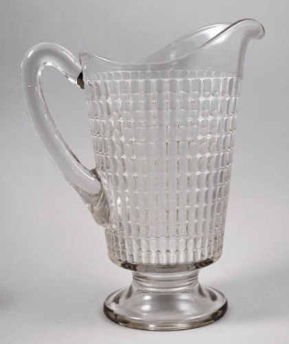 Greentown Overall Lattice Pitcher 2