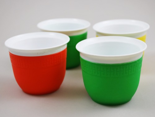 Olympian Insulated Smal Flared Cups 2