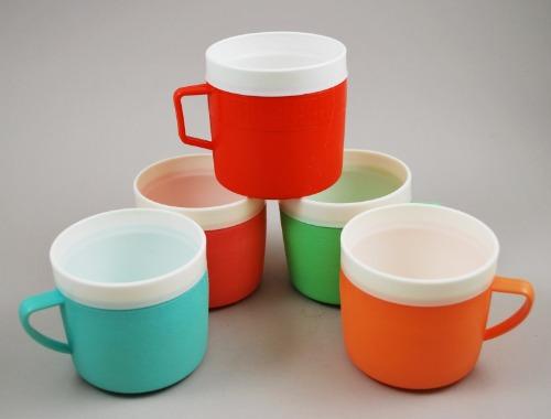 Olympan Melamine Insulated Mugs 3