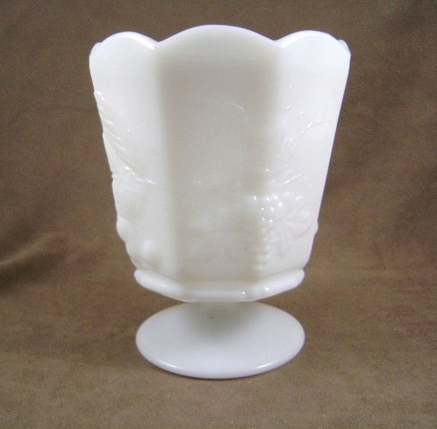 Shopzilla - Milk glass grape pattern - Shopzilla | Great Deals