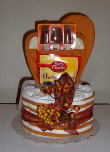 Orange Fall Towel Cake - Cookie.jpg