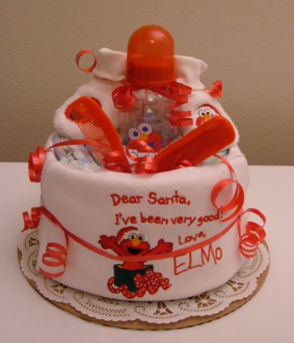 Elmo Dear Santa 1 Tier.jpg