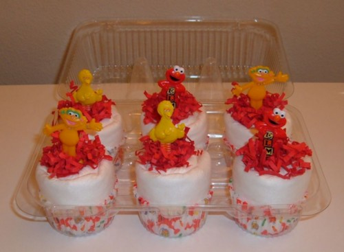 Elmo, Big Bird & Zoe Cupcake 6 pack.jpg