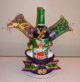 Mardi Gras Hurricane Towel Cake - Front View.jpg