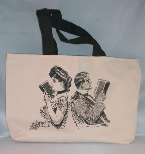 Victorian Readers Bag