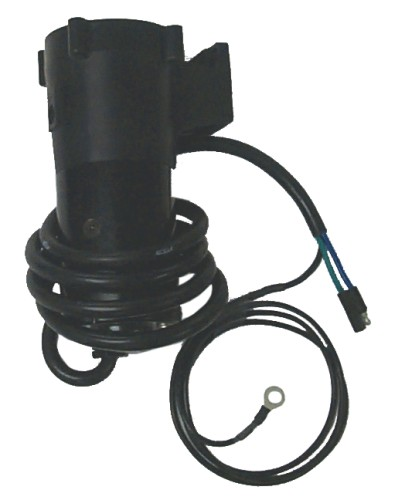 Johnson evinrude power tilt trim motor 18 6762 for Power trim motor for johnson outboard